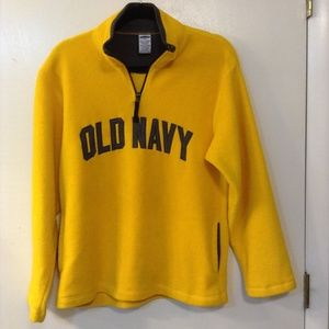 OLD NAVY sz 16 women`s long sleeve sweat shirt